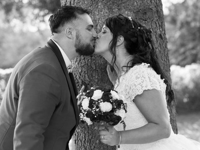 Le mariage de Jennifer et Yohan