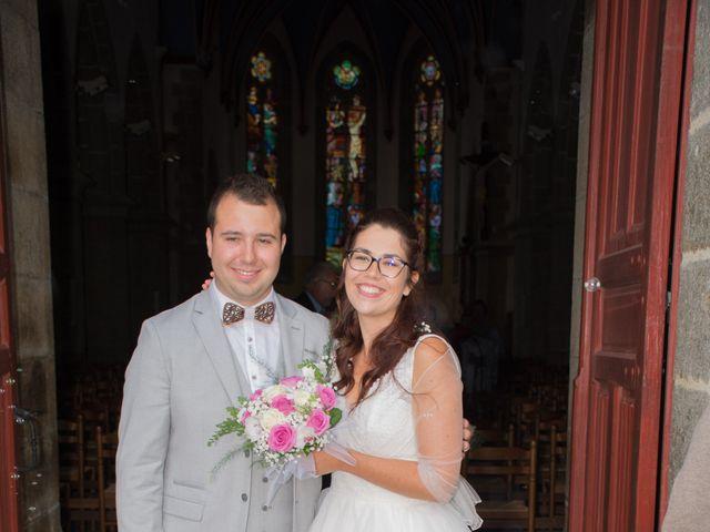 Le mariage de Florent et Anna à Hanvec, Finistère 10