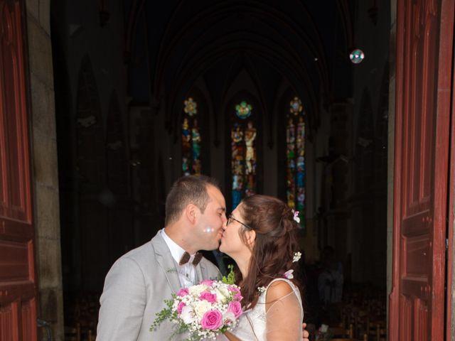 Le mariage de Florent et Anna à Hanvec, Finistère 11