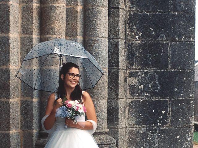 Le mariage de Florent et Anna à Hanvec, Finistère 9
