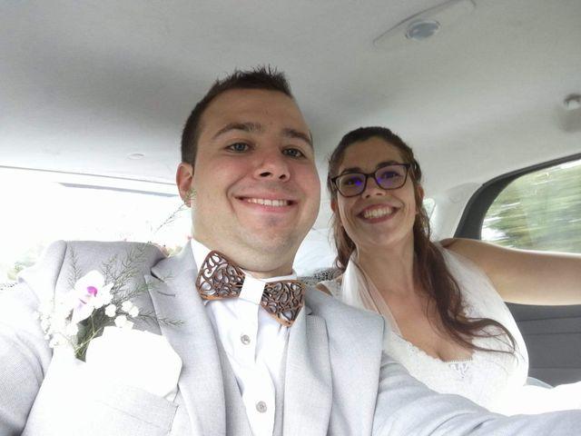 Le mariage de Florent et Anna à Hanvec, Finistère 14
