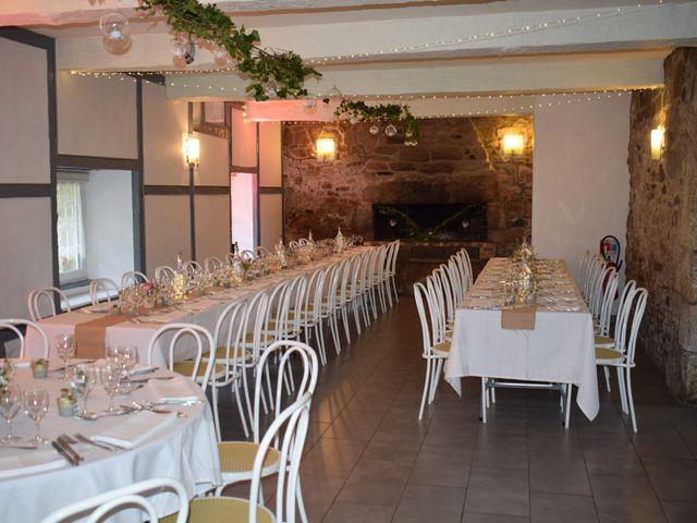 Le mariage de Florent et Anna à Hanvec, Finistère 22
