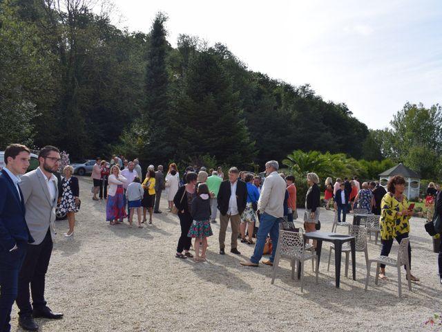 Le mariage de Florent et Anna à Hanvec, Finistère 20