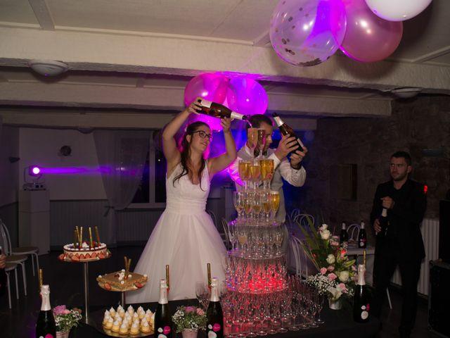 Le mariage de Florent et Anna à Hanvec, Finistère 31
