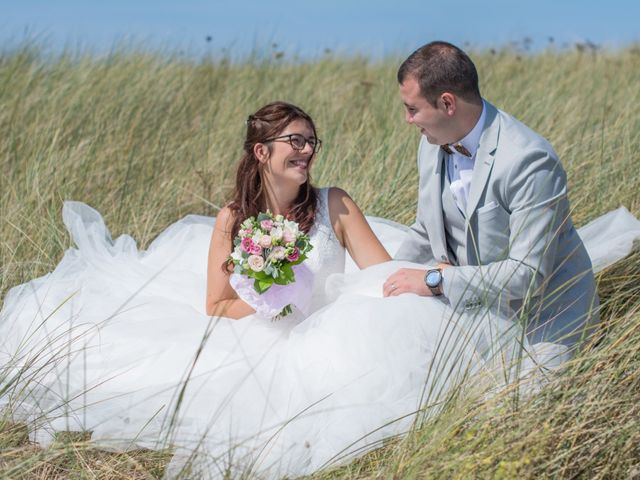 Le mariage de Florent et Anna à Hanvec, Finistère 38