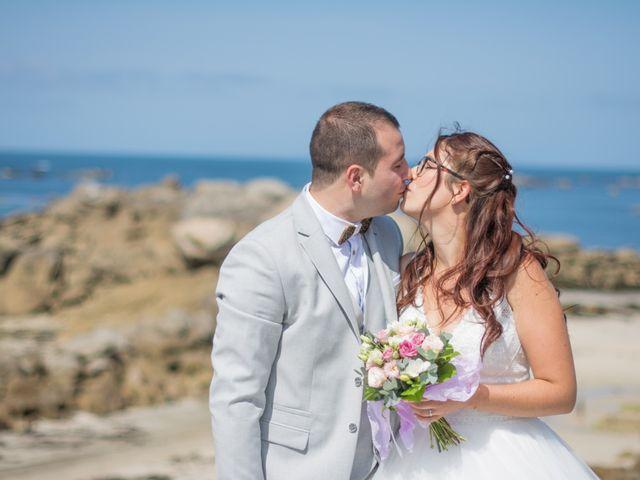 Le mariage de Florent et Anna à Hanvec, Finistère 39