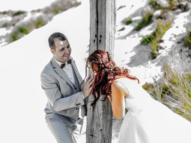 Le mariage de Florent et Anna à Hanvec, Finistère 44