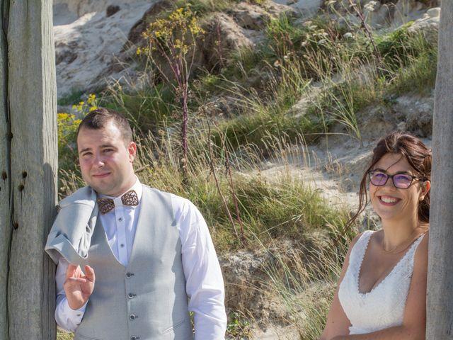 Le mariage de Florent et Anna à Hanvec, Finistère 45