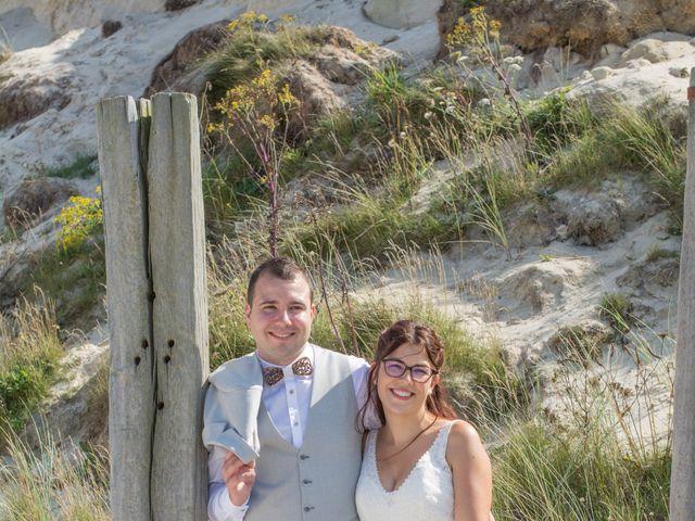 Le mariage de Florent et Anna à Hanvec, Finistère 46
