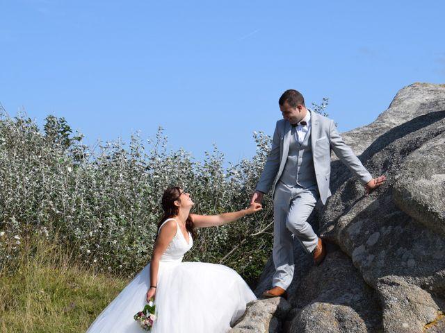 Le mariage de Florent et Anna à Hanvec, Finistère 48