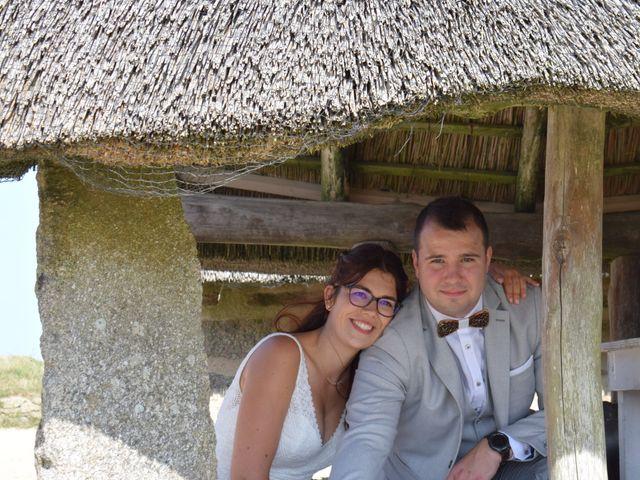 Le mariage de Florent et Anna à Hanvec, Finistère 49