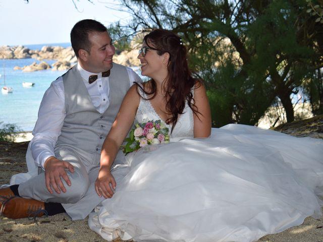 Le mariage de Florent et Anna à Hanvec, Finistère 50