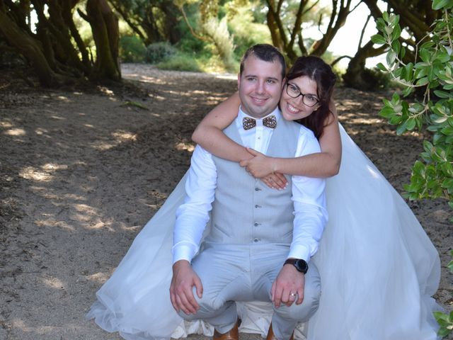 Le mariage de Florent et Anna à Hanvec, Finistère 51