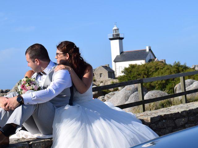 Le mariage de Florent et Anna à Hanvec, Finistère 52