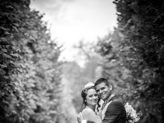 Le mariage de Romain et Floriane à Anserville, Oise 9