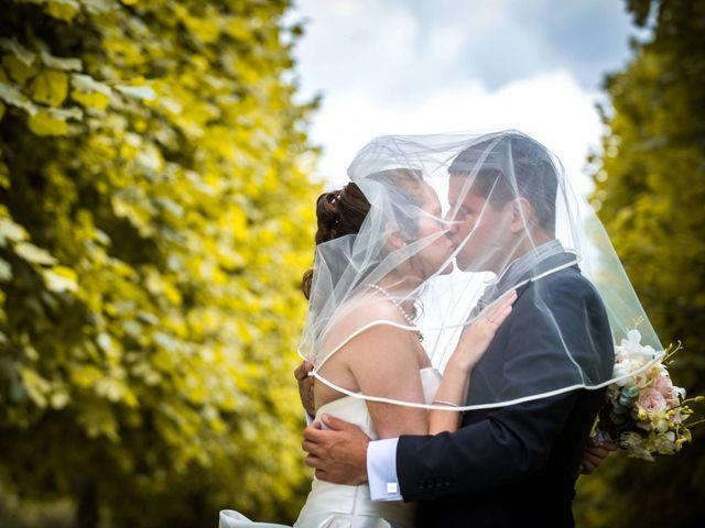 Le mariage de Romain et Floriane à Anserville, Oise 10