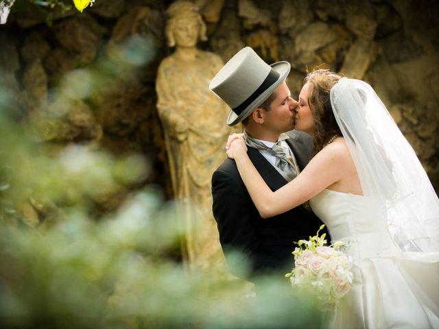Le mariage de Romain et Floriane à Anserville, Oise 11