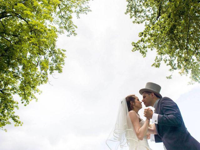 Le mariage de Romain et Floriane à Anserville, Oise 12
