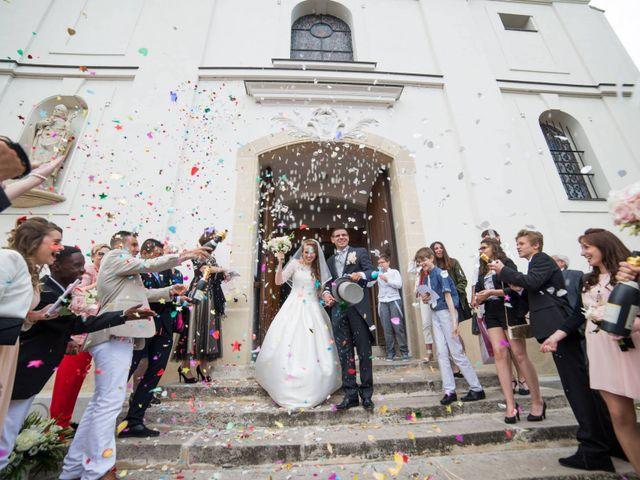 Le mariage de Romain et Floriane à Anserville, Oise 17