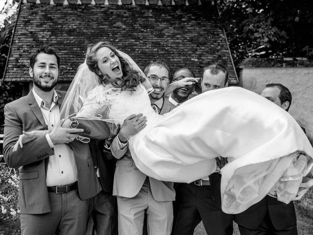 Le mariage de Romain et Floriane à Anserville, Oise 18