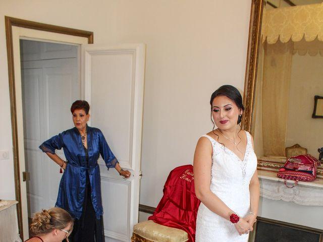 Le mariage de Hedi et Inès à Châtres-sur-Cher, Loir-et-Cher 5