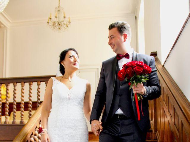 Le mariage de Hedi et Inès à Châtres-sur-Cher, Loir-et-Cher 16