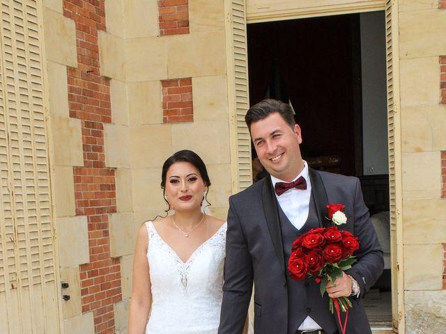 Le mariage de Hedi et Inès à Châtres-sur-Cher, Loir-et-Cher 18