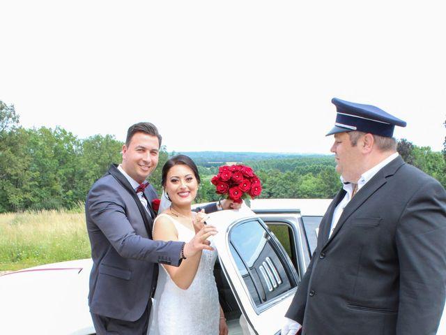 Le mariage de Hedi et Inès à Châtres-sur-Cher, Loir-et-Cher 20