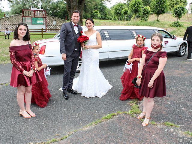 Le mariage de Hedi et Inès à Châtres-sur-Cher, Loir-et-Cher 21