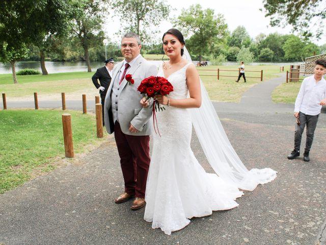 Le mariage de Hedi et Inès à Châtres-sur-Cher, Loir-et-Cher 22