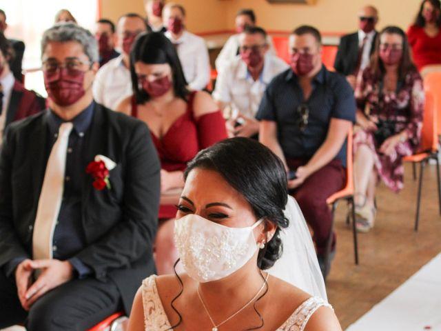 Le mariage de Hedi et Inès à Châtres-sur-Cher, Loir-et-Cher 26