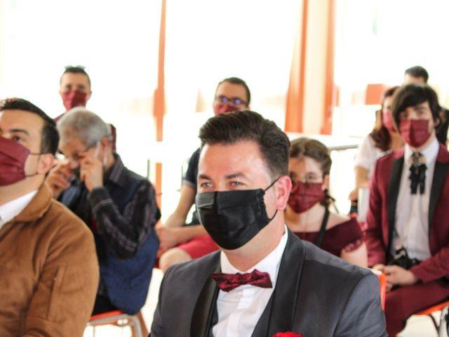 Le mariage de Hedi et Inès à Châtres-sur-Cher, Loir-et-Cher 27