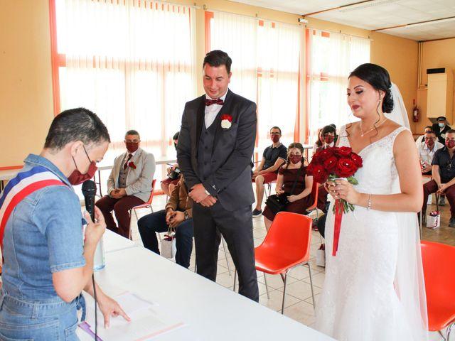 Le mariage de Hedi et Inès à Châtres-sur-Cher, Loir-et-Cher 29