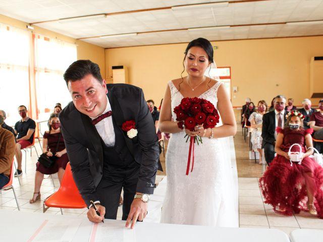 Le mariage de Hedi et Inès à Châtres-sur-Cher, Loir-et-Cher 30