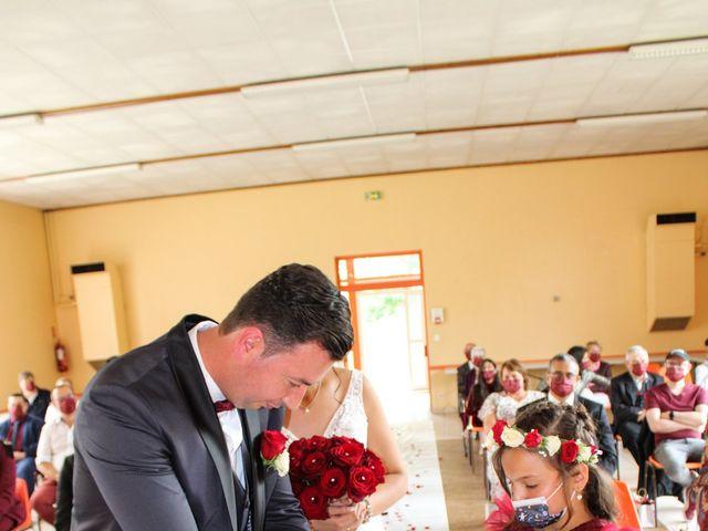 Le mariage de Hedi et Inès à Châtres-sur-Cher, Loir-et-Cher 34