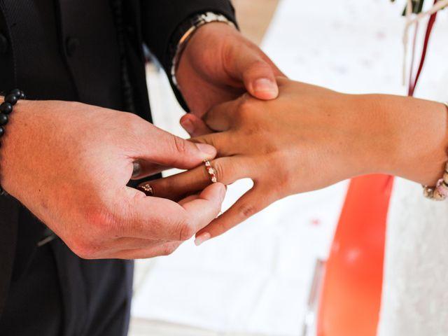 Le mariage de Hedi et Inès à Châtres-sur-Cher, Loir-et-Cher 35