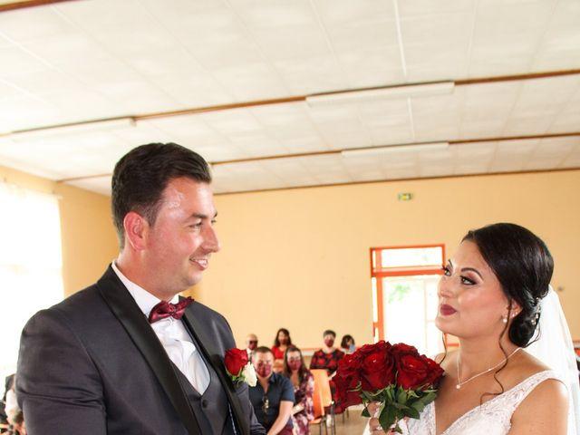 Le mariage de Hedi et Inès à Châtres-sur-Cher, Loir-et-Cher 36