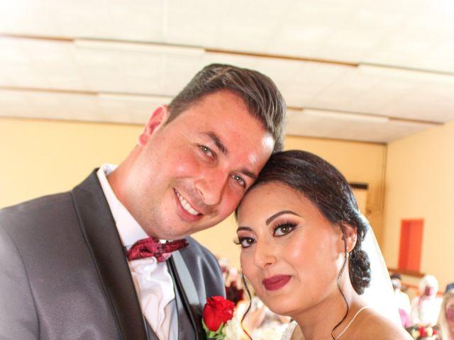 Le mariage de Hedi et Inès à Châtres-sur-Cher, Loir-et-Cher 37
