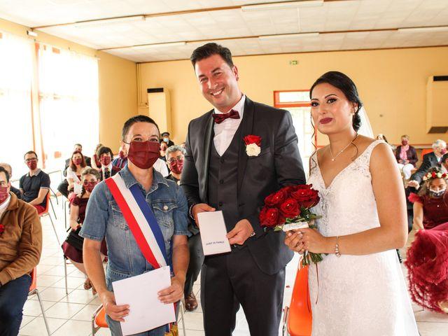 Le mariage de Hedi et Inès à Châtres-sur-Cher, Loir-et-Cher 39