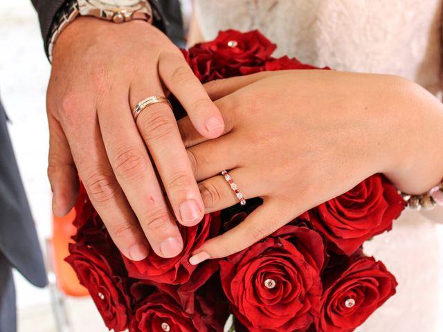 Le mariage de Hedi et Inès à Châtres-sur-Cher, Loir-et-Cher 40