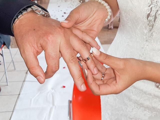 Le mariage de Hedi et Inès à Châtres-sur-Cher, Loir-et-Cher 41