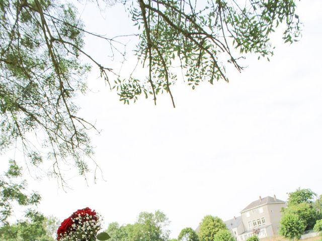 Le mariage de Hedi et Inès à Châtres-sur-Cher, Loir-et-Cher 48
