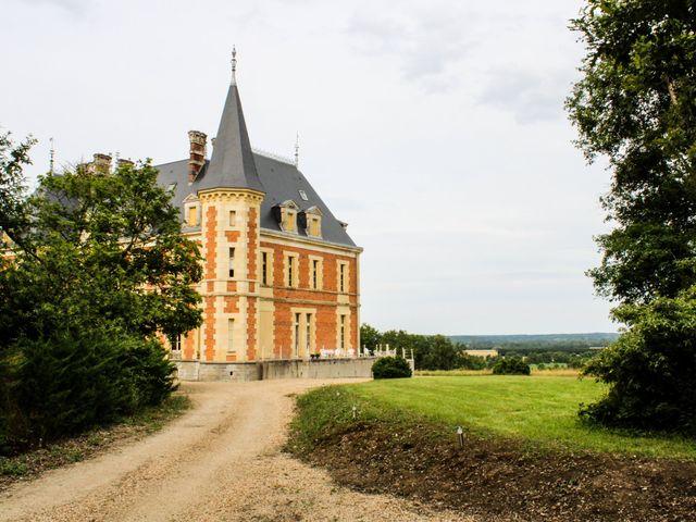 Le mariage de Hedi et Inès à Châtres-sur-Cher, Loir-et-Cher 57