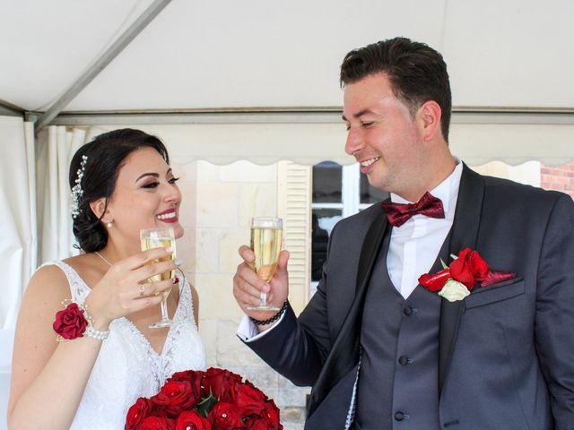 Le mariage de Hedi et Inès à Châtres-sur-Cher, Loir-et-Cher 58