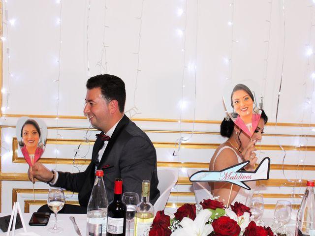 Le mariage de Hedi et Inès à Châtres-sur-Cher, Loir-et-Cher 73