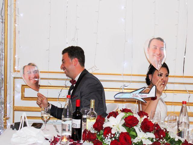 Le mariage de Hedi et Inès à Châtres-sur-Cher, Loir-et-Cher 75