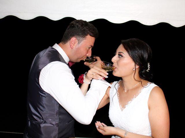 Le mariage de Hedi et Inès à Châtres-sur-Cher, Loir-et-Cher 84