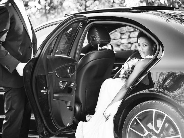 Le mariage de Fred et Ély à Badefols-sur-Dordogne, Dordogne 12