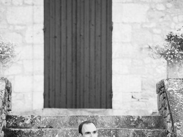 Le mariage de Fred et Ély à Badefols-sur-Dordogne, Dordogne 14