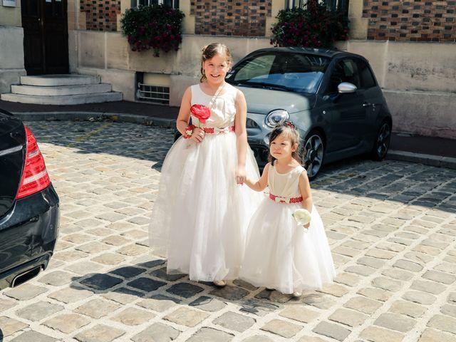 Le mariage de Chris et Claire à Charenton-le-Pont, Val-de-Marne 10
